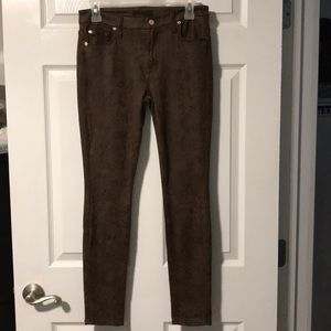 ❤️❤️7 For All mankind women jeans❤️❤️